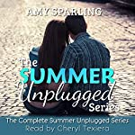 The Summer Unplugged Series: Summer Unplugged, Books 1-4 | Amy Sparling
