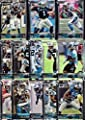 2015 Topps NFL Carolina Panthers Football Card Team Set - 13 Card Set - Includes Cam Newton, Greg Olson, Kelvin Benjamin, Luke Kuechly, and more!