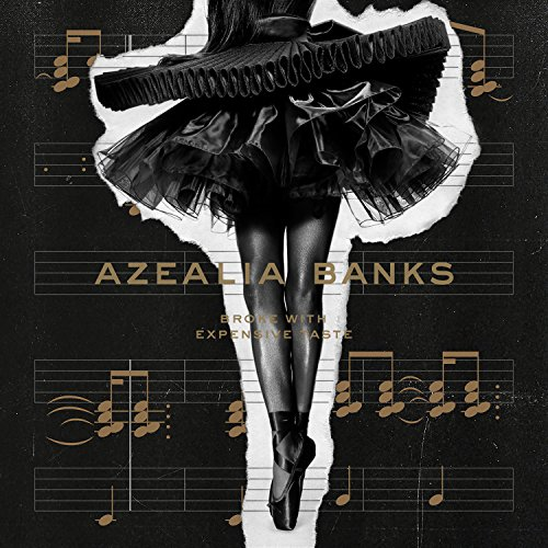 Azealia Banks-Broke With Expensive Taste-CD-FLAC-2015-PERFECT Download