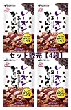 【セット販売】山脇製菓 レーズン&かりんとう 115g×4袋