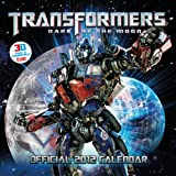 Official Transformers 3 Calendar 2012