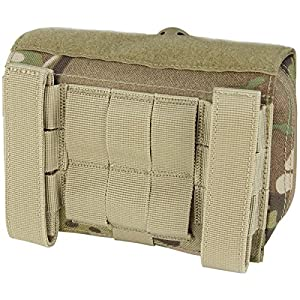 CONDOR 191028-008 First Response Pouch Coyote MultiCam