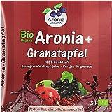 Aronia Original Bio + Granatapfel (100% Direktsaft), 1er...