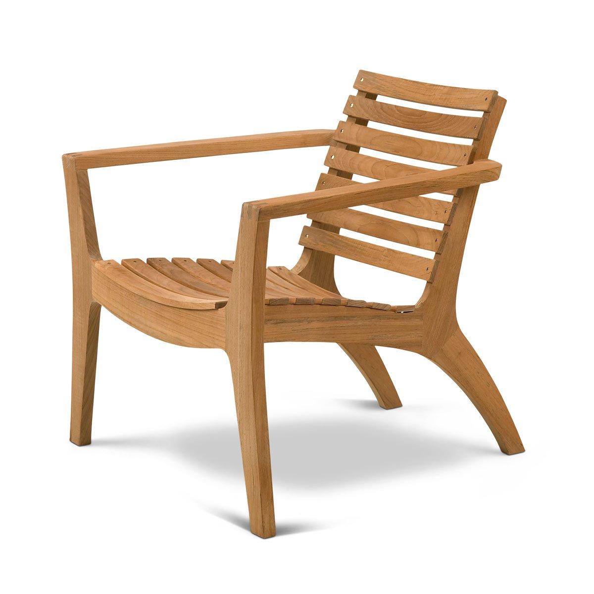 Regatta Lounge Chair / Hans Thyge / Skagerak / Teakholzstuhl / DesignKlassiker von Klingenberg jetzt bestellen