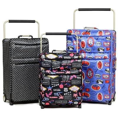 IT World's Lightest Sub-0-G Ultra Lightweight Luggage