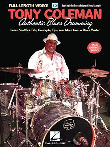 coleman-tony-authentic-blues-drumming-drums-drum-instruction