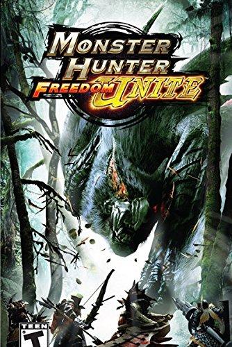Monster Hunter Freedom Unite PSP Demo Disc (Monster Hunters Freedom Unite compare prices)