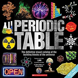 Book Cover: The Periodic Table