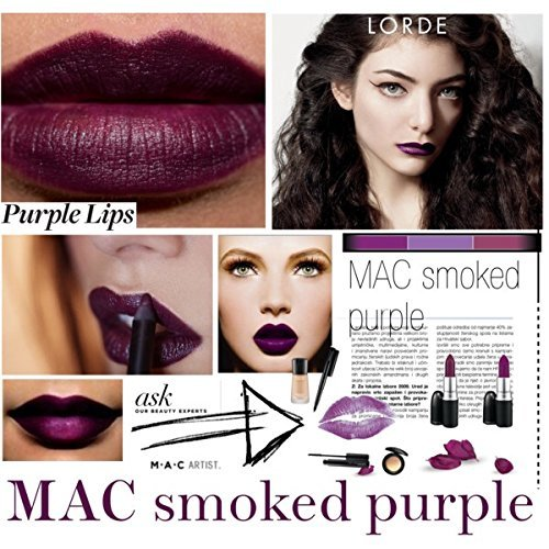Smoked purple mac