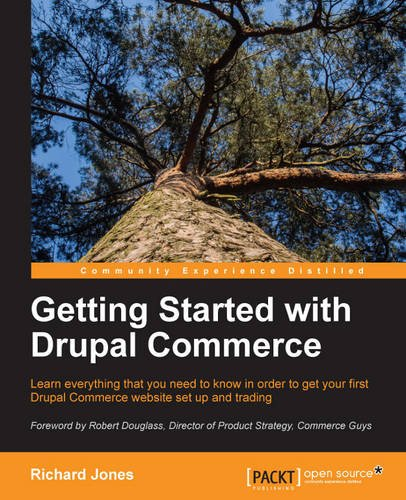 Getting Started with Drupal Commerce