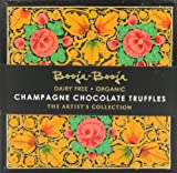 Booja Booja Organic Artist's Collection Champagne Chocolate Truffles 200 G