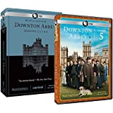Masterpiece: Downton Abbey Seasons 1, 2, 3, 4 & 5 (Complete set on 15 DVDs)
