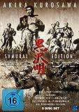 Akira Kurosawa - Samurai Edition (5 Disc Set) title=