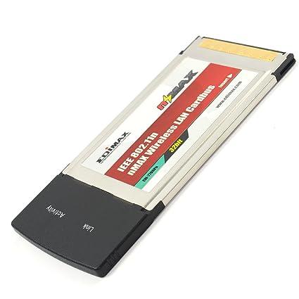 Edimax EW 7708pn nMax sans fil 802.11n Draft 2,0 Ordinateurs Portable CardBus Carte