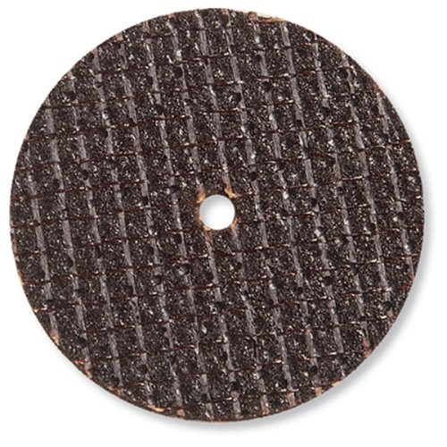 "Dremel 456 1-1/2"" Reinforced Rotary Tool Cut-Off Wheel - 10 Pack"