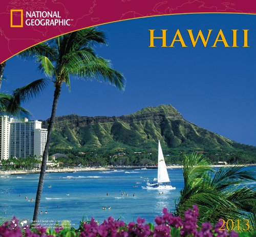 National Geographic Hawaii 2013 Calendar