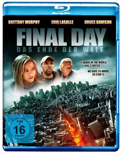 Final Day - Das Ende der Welt [Blu-ray]