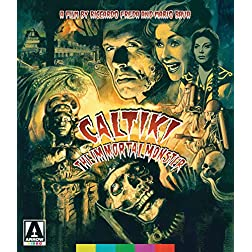Caltiki The Immortal Monster [Blu-ray]