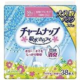 チャームナップ 吸水さらフィ 女性用 50cc 中量用 38枚 昼用ナプキンサイズ 23cm【軽い尿もれの方】