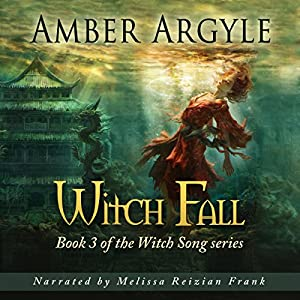 Witch Fall Audiobook