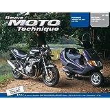 Rmt  99.3 Piaggio Hexagon 125/Suzuki 600 Bandit