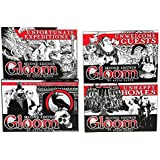 "Gloom 2nd Edition Card Game _ with three ""2nd Edition"" Expansion Packs"