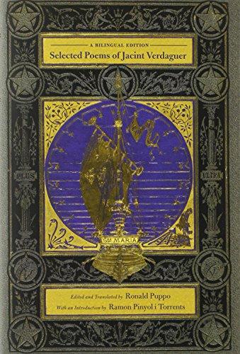 Selected Poems of Jacint Verdaguer: A Bilingual Edition