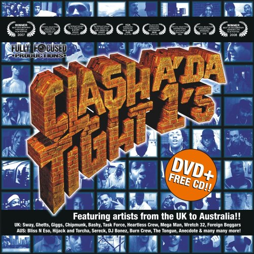 CLASH A DA TIGHT 1S [+DVD]