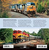 GE and EMD Locomotives: The Illustrated History