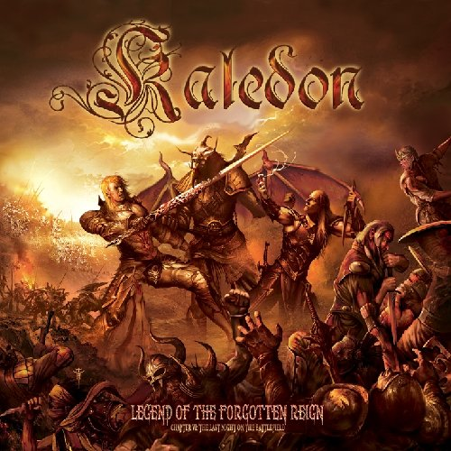 Kaledon - Chapter VI the Last Night on the Battlefield-2010-MCA int Download