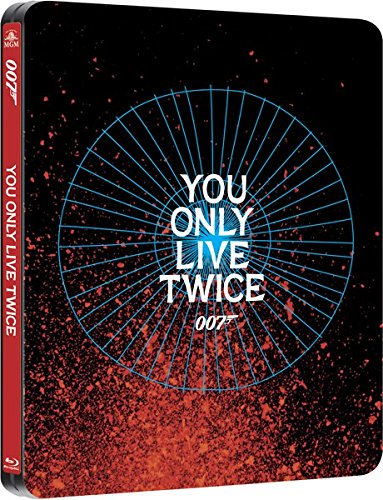 You Only Live Twice: Limited Edition Steelbook (Blu-ray + Digital HD)