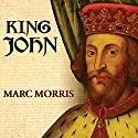 King John: Treachery and Tyranny in Medieval England: The Road to Magna Carta (       UNABRIDGED) by Marc Morris Narrated by Ralph Lister