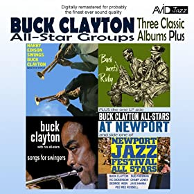 Harry Edison Swings Buck Clayton: It All Depends On You / Charmaine / How Long Has This Been Going On / Makin' Whoopee