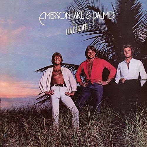 Emerson Lake & Palmer - Love Beach (CD)