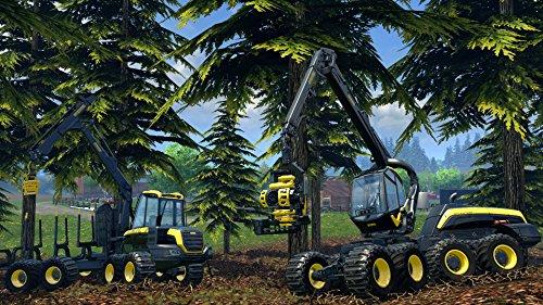 Farming Simulator natural farming home