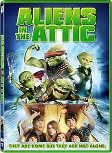 "Cover of ""Aliens in the Attic"""
