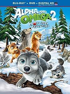 Alpha & Omega: A Howl - Iday Adventure [Blu-ray] [Import]