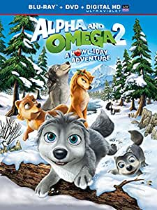 Alpha & Omega: A Howl - Iday Adventure [Blu-ray] [Import]