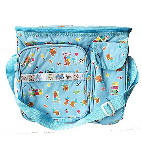 Baby Diaper Bag/Mothers Bag - Blue