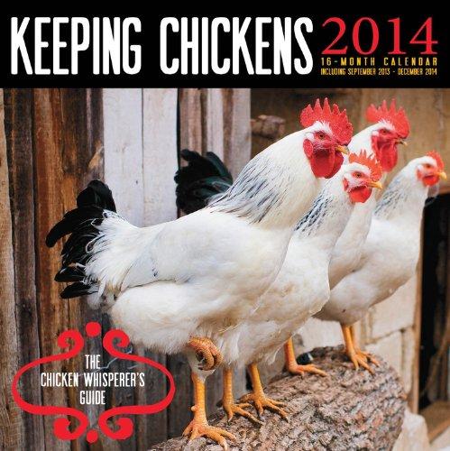 Keeping Chickens 2014 Calendar