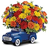 Teleflora's '48 Ford Pickup Bouquet - Get Well Flowers