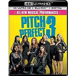 Pitch Perfect 3 [4K Ultra HD + Blu-ray]