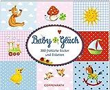 Image de Stickerbuch - BabyGlück: 300 fröhliche Sticker und Etiketten
