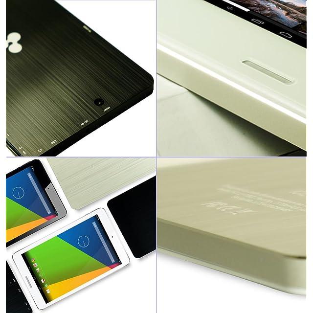 Latte ICE Tab2 Android 4.2 7 HD IPS screen quad core tablet. Dual Cameras, 1GB RAM, Wifi   8GB, Black