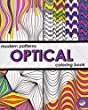 Mindware Modern Patterns: Optical (Colouring Book)
