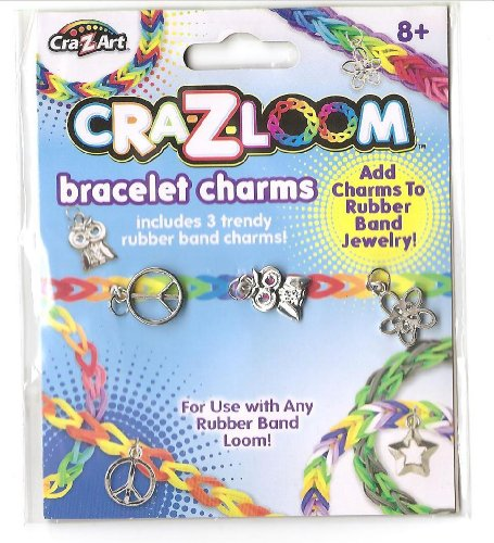 Cra-Z-Loom Clip On Charms (Styles Vary)
