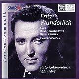 Fritz Wunderlich: Historical Recordings 1954-1965