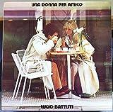 Lucio Battisti Una Donna Per Amico vinyl record