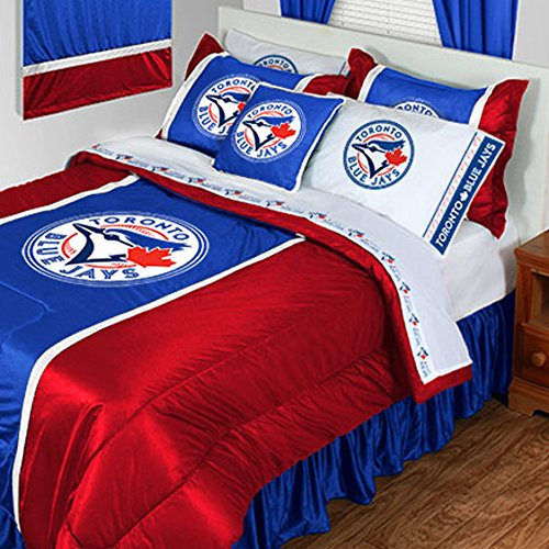 Toronto Blue Jays Bedding Sets Price Compare