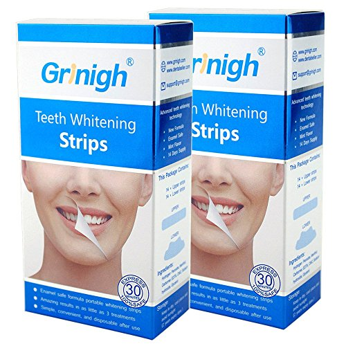 grinighr-2-boxes-teeth-whitening-gel-strips-for-28-days-non-peroxide-mint-flavor